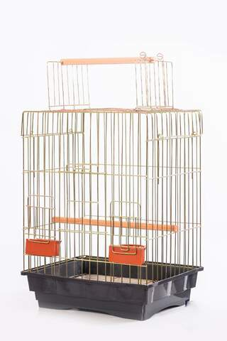 Parrot Cage Top Cover Opening